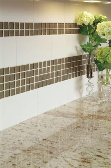 fresh colors for a tile kitchen backsplash by crossville