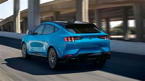 Ford Mustang Mach-E Is An All-Electric Mustang SUV With 300 Miles Range | SHOUTS