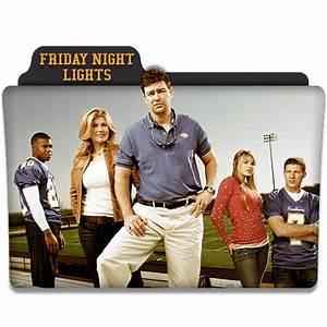 Friday Night Lights : TV Series Folder Icon by DYIDDO on ...