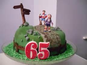 65th Birthday Dad Cake Ideas