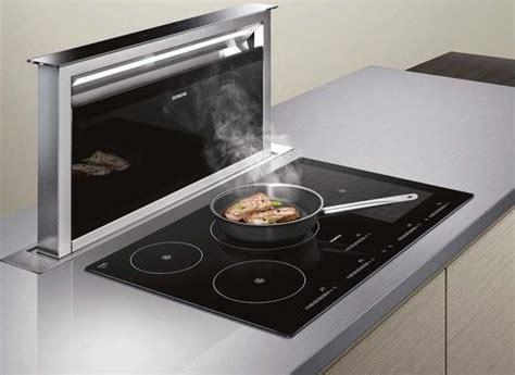 hotte aspirante encastrable cuisine hotte encastrable dans ilot choix d 39 électroménager