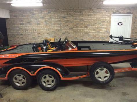 2000 Ranger Bass Boat For Sale by 2000 Ranger 518 Vx Bass Boat For Sale In Houma Louisiana