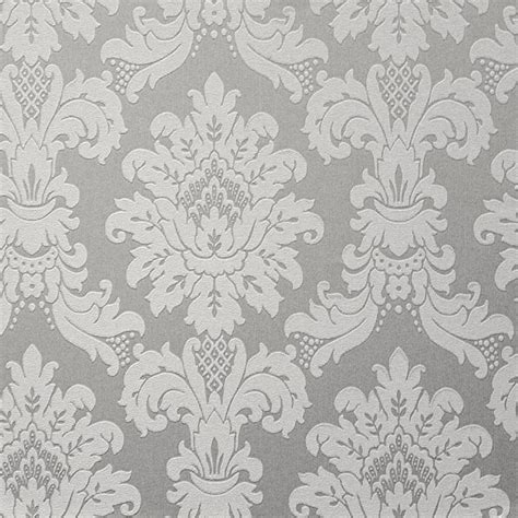 arthouse messina damask wallpaper 261006 platinum i want wallpaper