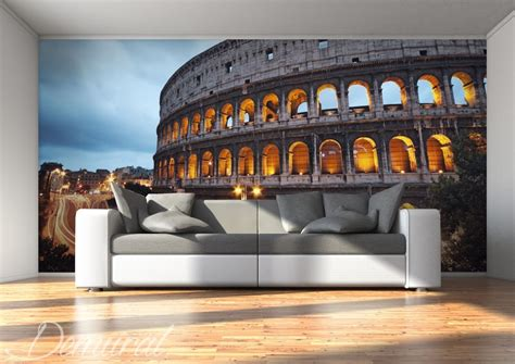 coliseum   dark colour architecture wallpaper