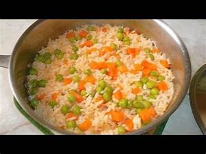 Arroz Rojo - Mi Receta - YouTube