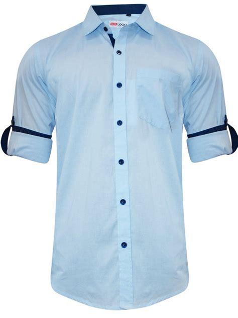 Shirt Images Nologo Sky Blue Casual Shirt Nologo Cs 008 Cilory