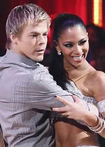 Nicole Scherzinger And Derek Hough Named Dancing With The