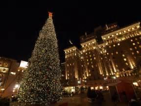 panoramio photo of christmas tree in union square san francisco ca