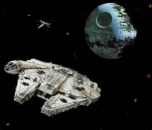 Faucon Millenium Star Wars : maquette star wars 3d m tal faucon mill nium ~ Melissatoandfro.com Idées de Décoration
