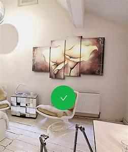 Richtig Bilder Aufhängen : faq anleitung mehrteilige bilder richtig aufh ngen ~ Lizthompson.info Haus und Dekorationen