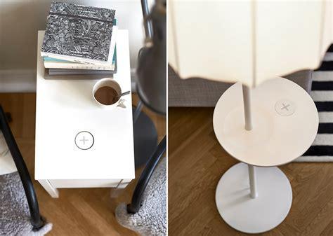 Ikea Usb Le by Ikea Se Lance Dans Le Rechargement Sans Fil Fresh Stuff