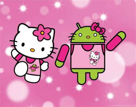 Hello Kitty Wallpapers For Android Tablet Desktop Background