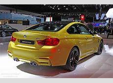 BMW M4 Looks Proud Of Its New 3Liter TwinTurbo Engine