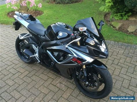 Suzuki Gsxr 600 Black by 2006 Suzuki Gsxr 600 K6 For Sale In United Kingdom