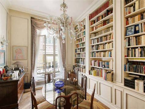 parisian apartment  home  famed french