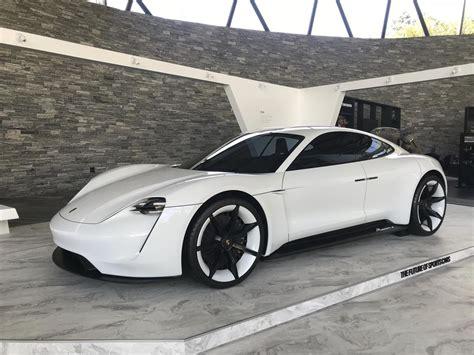 2019 porsche electric car porsche electric taycan most important car 2019 bloomberg