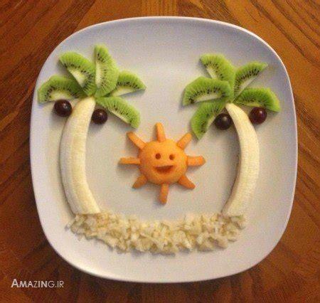 Richtest du so Obst für Kinder an, wird der Teller leer