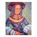 "Hedwig Jagiellon (1457-1502), baptized as ""Hedwigis"", was ..."