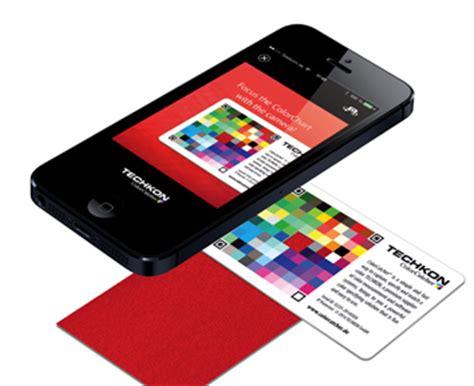 Farbton Bestimmen App by Colorcatcher App Technkon Liefert Vergleich Mit Ral