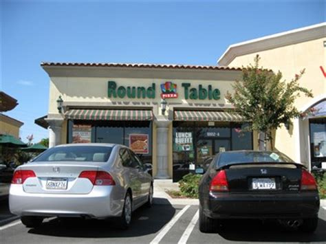 Round Table Pizza Trinity Parkway Stockton Ca Pizza