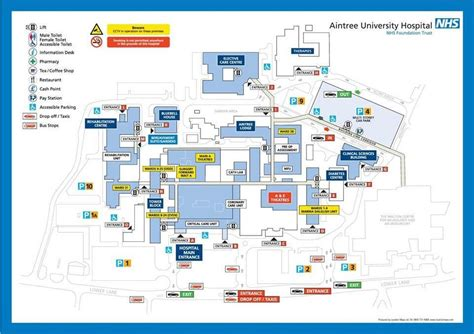Patients & Visitors | Aintree University Hospital NHS ...