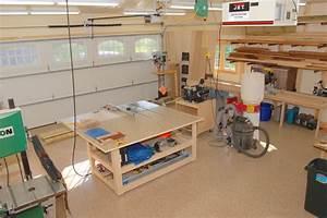 Car Garage Woodshop Plans Best Design Ideas - House Plans