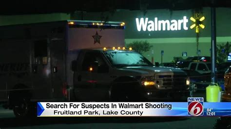 search  suspects  walmart shooting