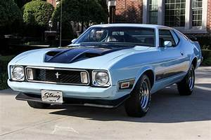 1973 Ford Mustang   Classic Cars for Sale Michigan: Muscle & Old Cars   Vanguard Motor Sales