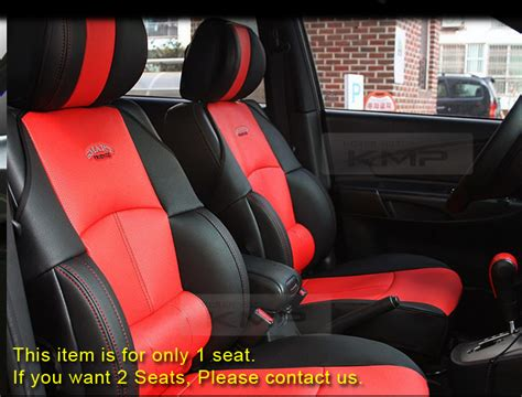 Hyundai Tiburon Seat Covers by Sports Seat Cushion Cover Leather For Hyundai