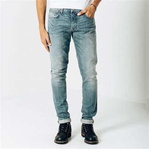 light wash skinny jeans mens mens skinny slim jeans in light wash 95 dstld