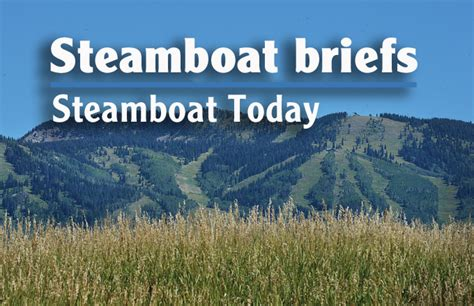 Steamboat Impact by Steamboat Briefs Petis Foundation Hosts Day Of Impact