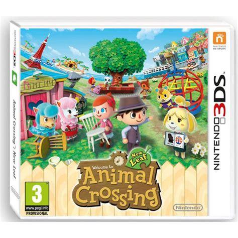 Animal Crossing  New Leaf Sur 3ds, Tous Les Jeux Vidéo 3ds Sont Chez Micromania