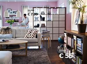 Deco Salon Ikea : d co salon ikea ~ Teatrodelosmanantiales.com Idées de Décoration