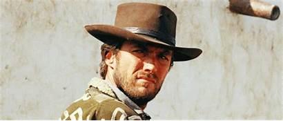 Cowboy Eastwood Clint Western Bad Ugly Gifs