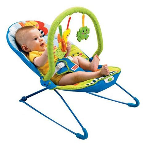 Fisher Price Sooth 'n Play Vibrating Soother Baby Bouncer