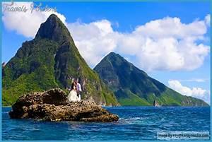 honeymoon on saint lucia travelsfinderscom With honeymoon in st lucia
