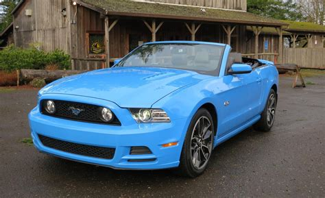 mustang gt convertible images car and driver