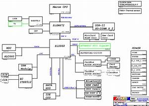 Asus Schematics  U2013 Page 5  U2013 Laptop Schematic