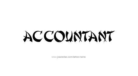 Boat Names For Accountants by Accountant Profession Name Designs Page 4 Of 5
