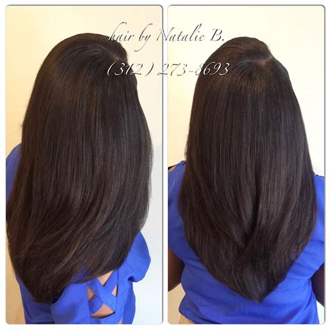 layered sew in hair weave flawless sew in hair