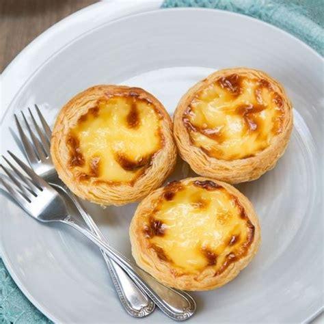 la cuisine portugaise recette pasteis de nata petit flan portugais