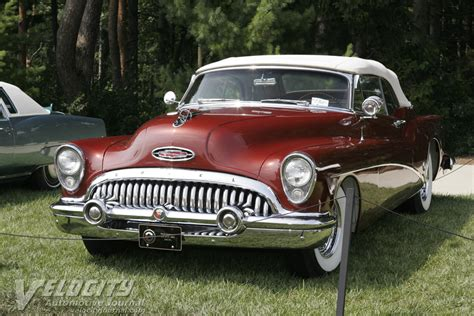 1953 Roadmaster Buick by 1953 Buick Roadmaster Skylark Convertible Coupe Pictures
