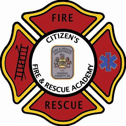 Fire Rescue Clipart Department Clip Logos Designs