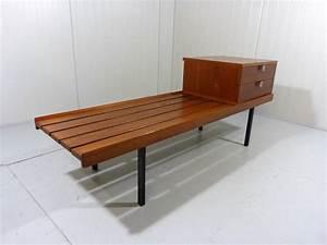 Banc Avec Rangement : banc avec rangement amovible 1960 design market ~ Melissatoandfro.com Idées de Décoration