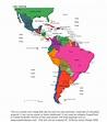 World Regional, Printable Maps • Royalty Free, Download ...