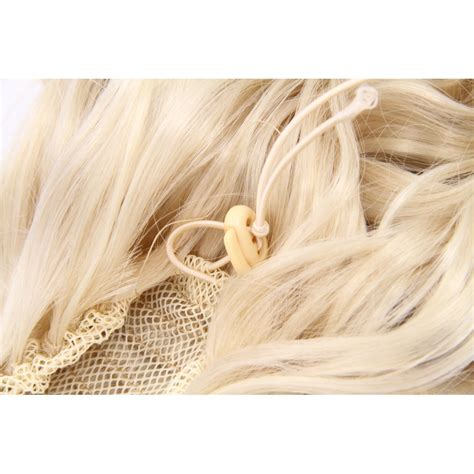 20 Inch Dreamy Drawstring Human Hair Ponytail Exquisite Curly