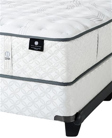 macy s mattress hotel collection by aireloom mattress sets vitagenic gel firm