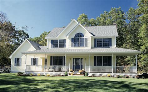 History Of Porches by American Farmhouse History House Plans And More