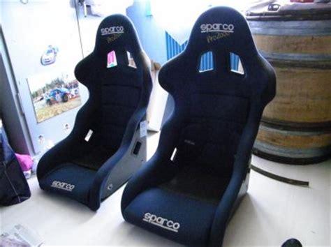 siege baquet occasion belgique sièges baquets sparco à vendre 106s16f2000