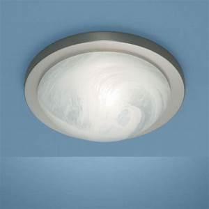 Deckenleuchte 100 Cm Durchmesser : deckenleuchte mit alabasterglas und bajonett schnellverschluss wohnlicht ~ Markanthonyermac.com Haus und Dekorationen